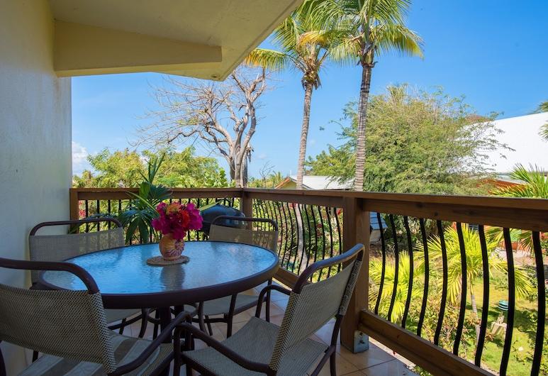 Bayview Vacation Apartments, Virgin Gorda, Premium Apartment, 1 Queen Bed, Non Smoking, Garden View, Terrace/Patio