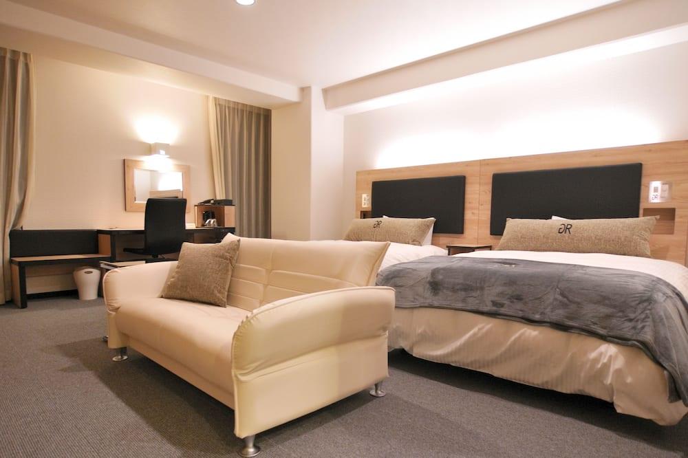 Kambarys, Nerūkantiesiems (Adjoining Room) - Svečių kambarys