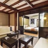 Deluxe Δωμάτιο, 1 Διπλό Κρεβάτι, Μη Καπνιστών - Δωμάτιο επισκεπτών