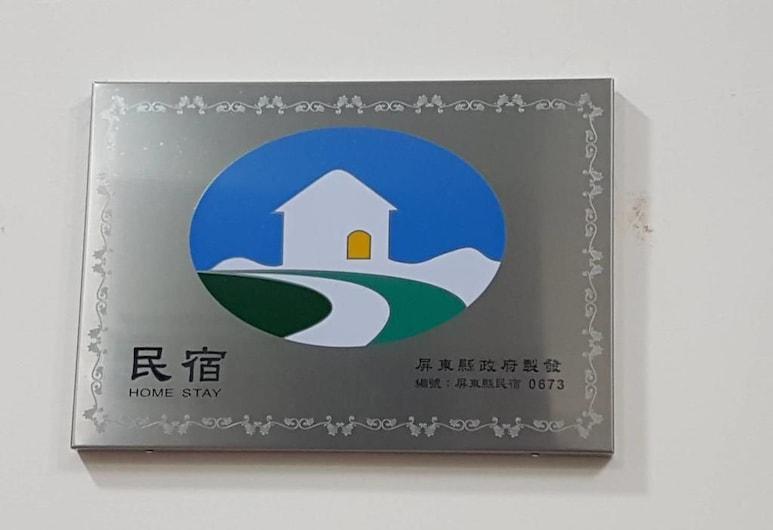 Yun Zhuang B&B, Checheng, Habitación doble, vista a la montaña, Habitación
