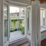 Apartmán, 1 spálňa, výhľad na mesto (Letters to Juliet) - Balkón