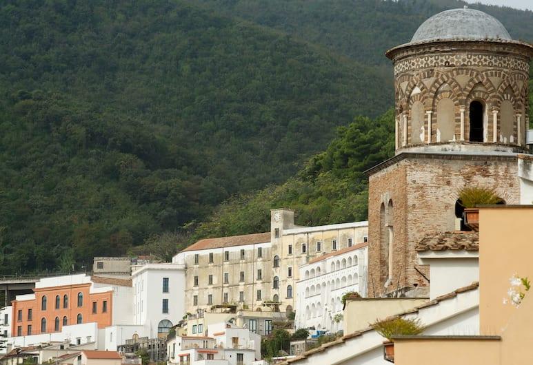 오스피티 인 첸트로 - 산 베네데토, 살레르노, 숙박 시설에서 보이는 전망