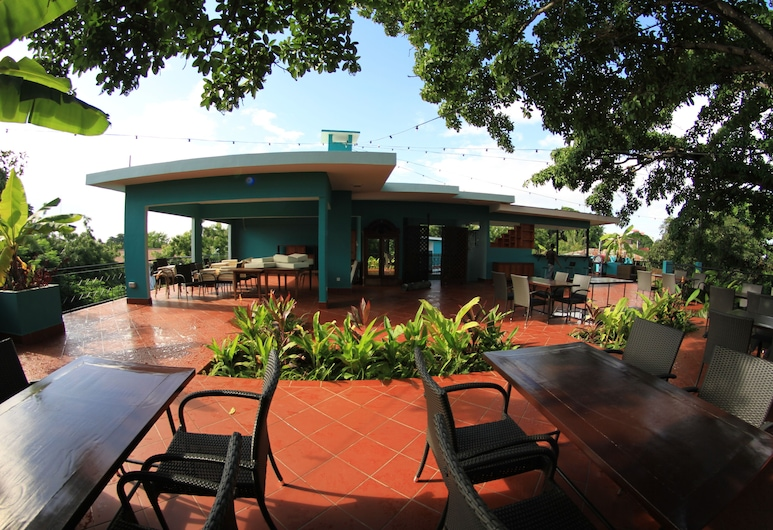 Fig Tree Residences, Dar es Salaam, Terrazza/Patio