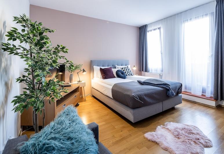 Vagabond Downtown, Βουδαπέστη, Superior Διαμέρισμα, Δωμάτιο