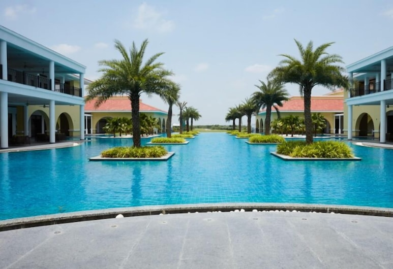 Belvedere Golf & Country Club, Ahmedabad, Dış Mekân