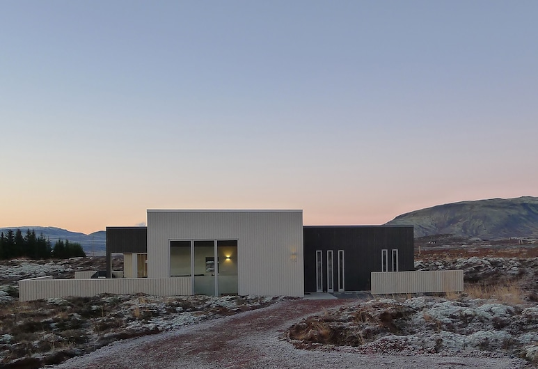 Kerbyggd: Luxury House and Cottage in Golden Circle, סלפוס