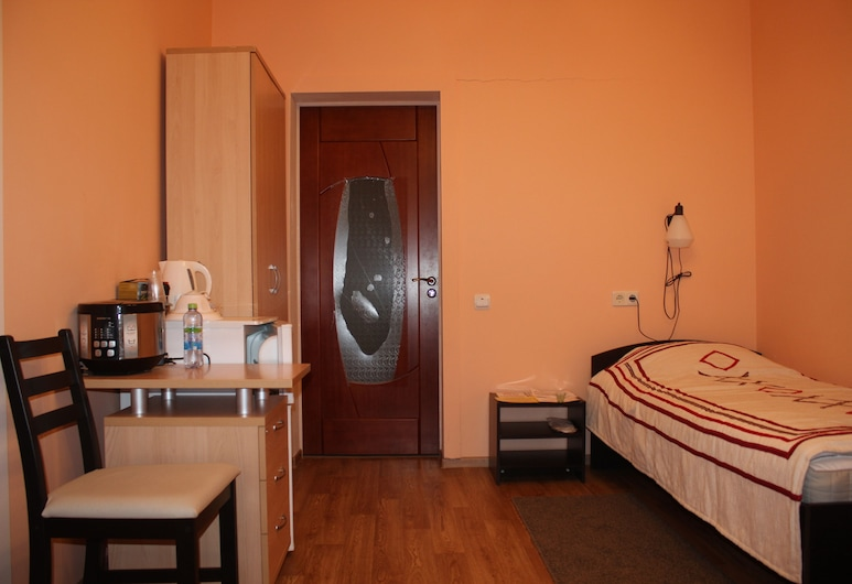 Rodnie Motivi Hostel, Moscow, Standard Studio, 2 Single Beds, Guest Room