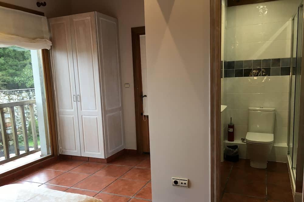 コンフォート トリプルルーム 専用バスルーム マウンテンビュー (Con Leche) - バスルーム