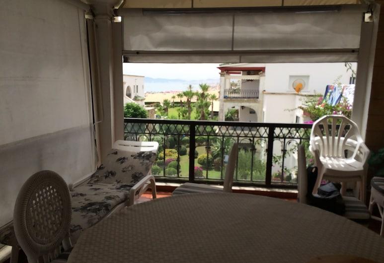 THM 公寓酒店, 阿利延, 公寓, 2 間臥室, 花園景, 露台