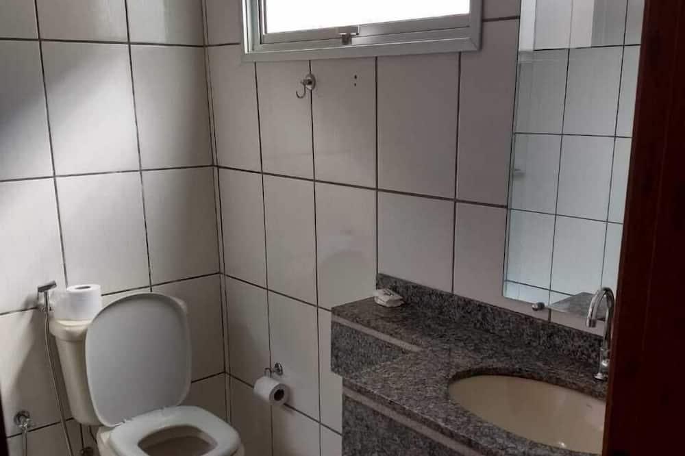 Quarto Casal - Baño