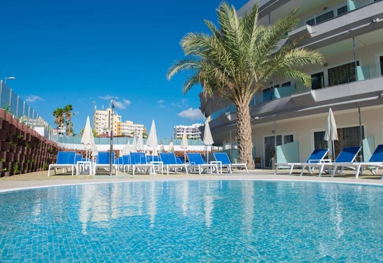 HL Suites Nardos - Only Adults, San Bartolome de Tirajana, Pool