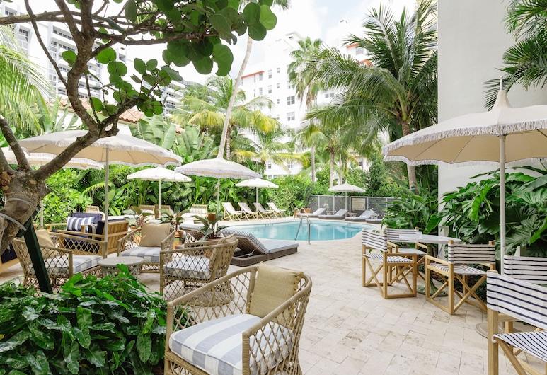 Palihouse Miami Beach, Miami Beach, Välibassein