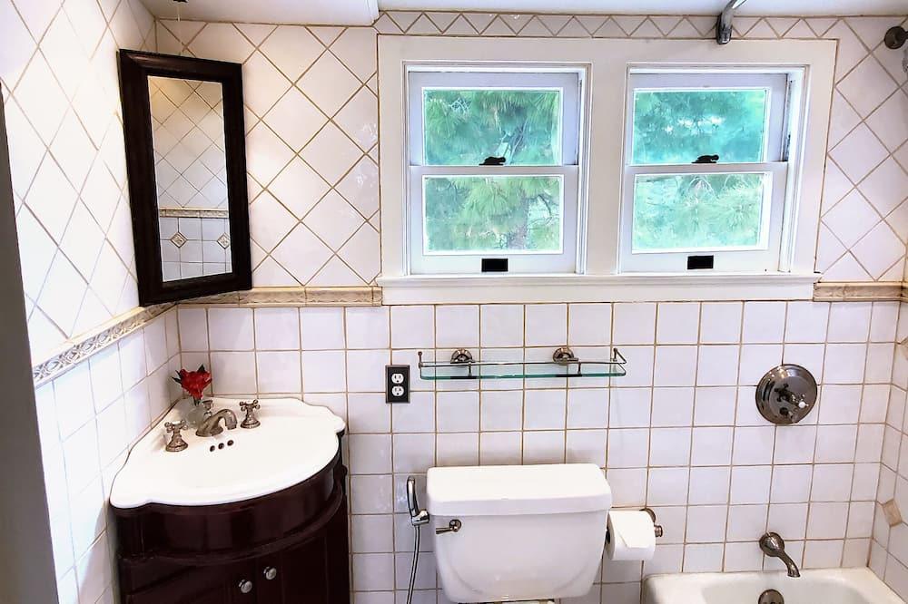 Zen Garden Room - Bathroom