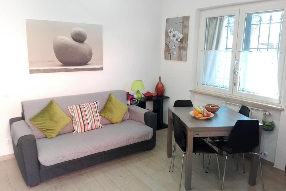 غرفة مزدوجة كلاسيكية - تجهيزات لذوي الاحتياجات الخاصة - في الطابق الأرضي - منطقة المعيشة