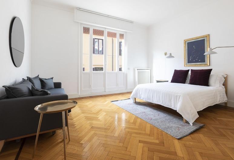 松德爾酒店 - 聖三一教堂, Rome, 特級套房, 3 間臥室, 客房