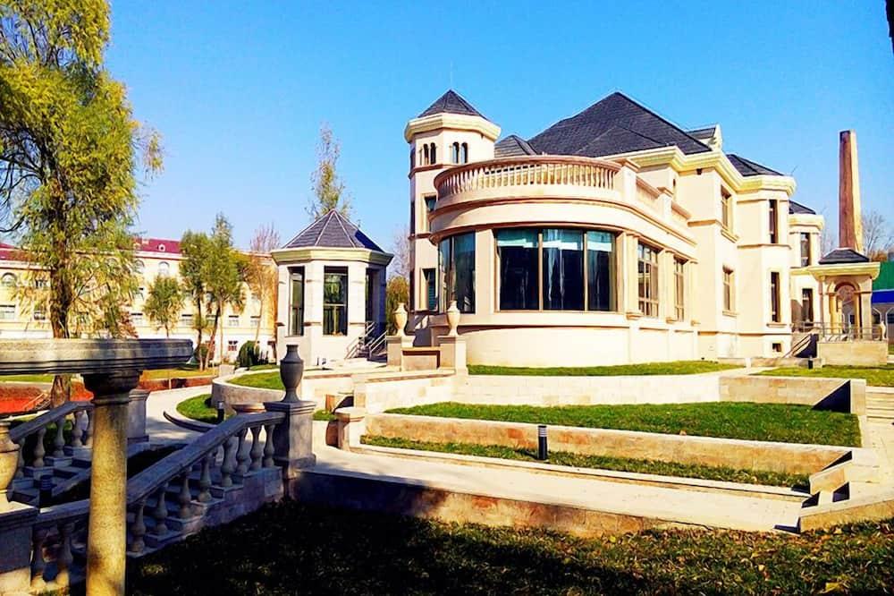 Villa Prestigio - Bañera de hidromasaje privada