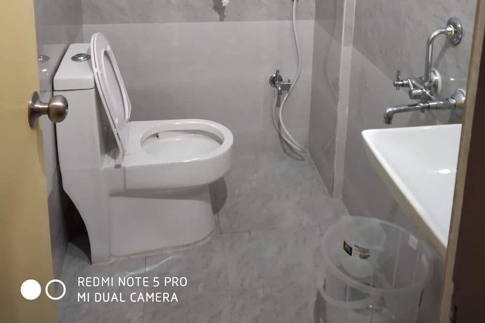 公寓, 2 間臥室, 吸煙房 - 浴室