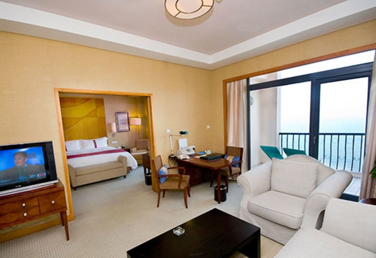 New Century Sea View Hotel Qinhuangdao, Qinhuangdao, Executive Suite, Sea View, Guest Room