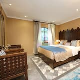 客房, 1 張特大雙人床 (Aqua) - 客房