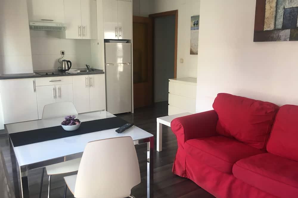 開放式客房, 1 張標準雙人床 - 客廳