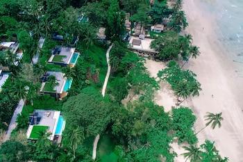 象島象島海景游泳池別墅飯店的相片