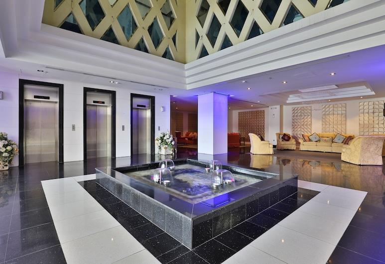 Maya Palace Hotel, La Meca, Sala de estar en el lobby
