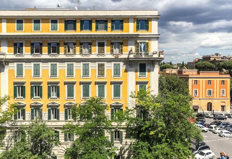 OTTO Rooms & Photogallery, Rom, Standard-dobbeltværelse - 1 queensize-seng - byudsigt, Byudsigt