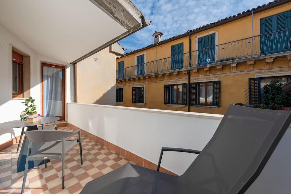 Luksuzni apartman, 1 spavaća soba - Balkon