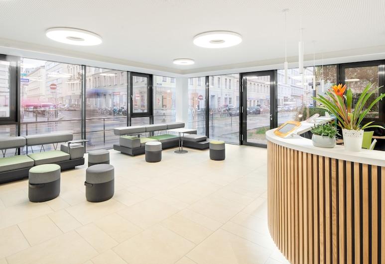 myNext - Hotel Leo, Vienna, Reception