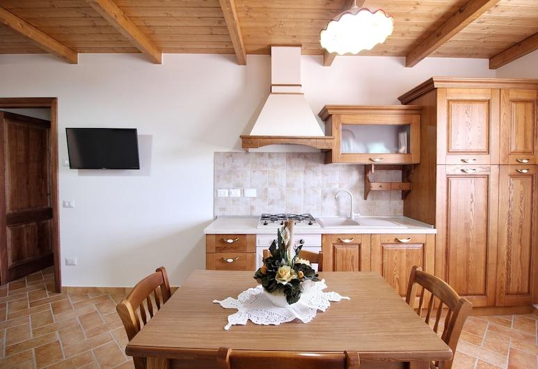 Il Podere di Francesco, Assisi, Apartment, 1 Queen Bed with Sofa bed (Casa Mirco), Living Area