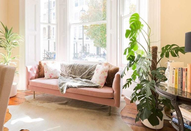 Charming and Cosy 1 Bed in Notting Hill, Λονδίνο, Διαμέρισμα, 1 Υπνοδωμάτιο, Μη Καπνιστών, Περιοχή καθιστικού