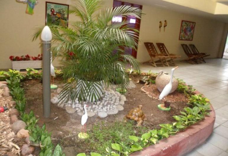 Hotel Villa Rica, Joao Pessoa, Garden