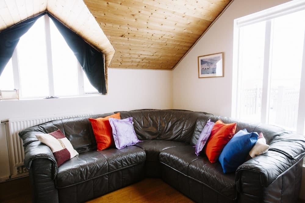Habitación familiar, baño privado (Bunk beds) - Sala de estar