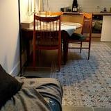 Apartamento Deluxe, 1 cama de matrimonio grande, accesible para personas con discapacidad - Comida en la habitación