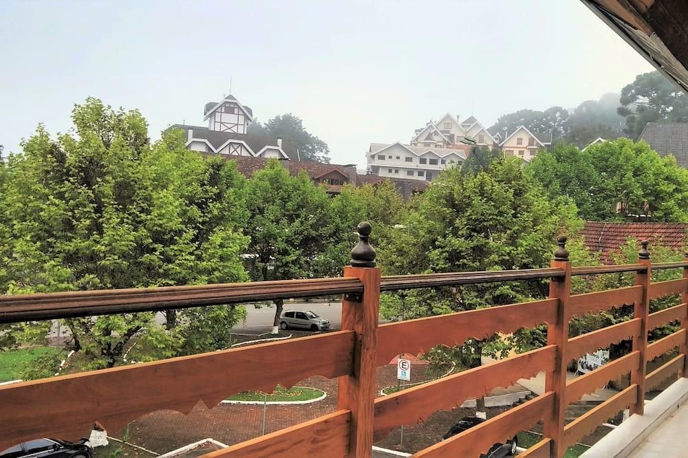Pokoj Superior s dvojlůžkem, výhled na město - Výhled na město
