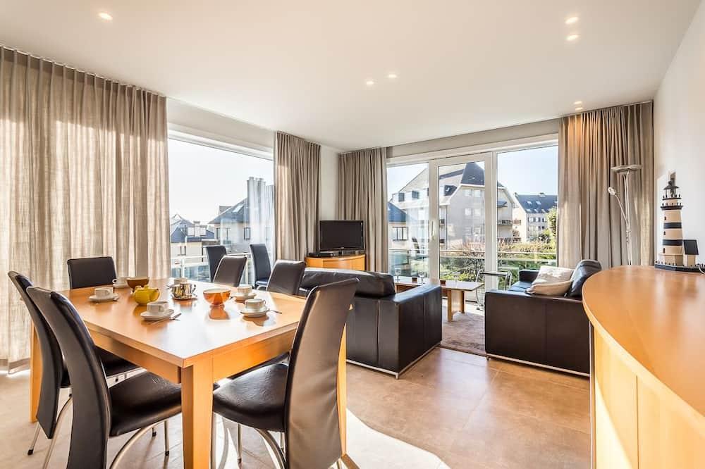 Apartmán, 2 spálne (Zuidkant GV01) - Stravovanie v izbe