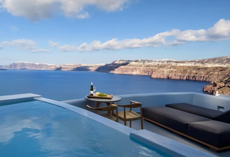 Avatar Suites, Santorini, Executive Suite, Outdoor Pool