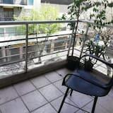 Apartment, 1 Double Bed, Non Smoking - Balcony
