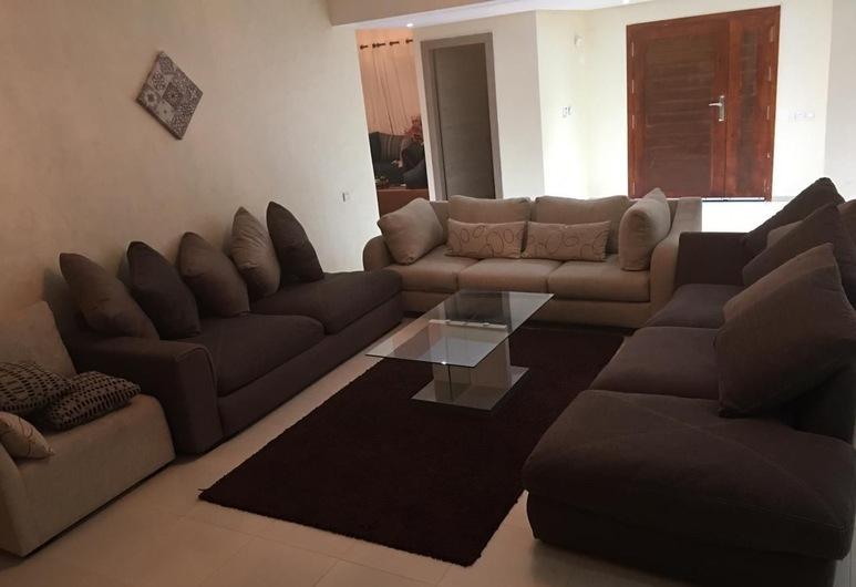 Villa d'Ourika 1, Marrakech, Willa Design, 4 sypialnie, dla niepalących, Powierzchnia mieszkalna