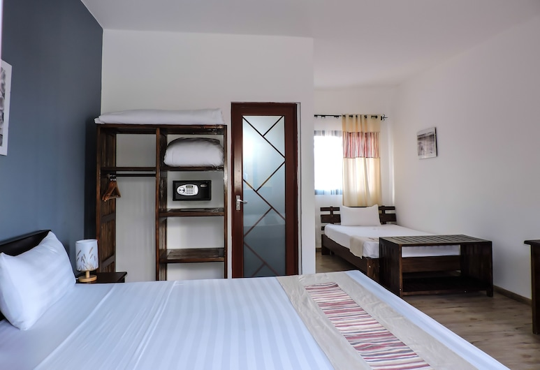 Hotel H1 Manakara SCHM, Manakara, ห้องคอมฟอร์ททวิน, 2 ห้องนอน, ห้องพัก
