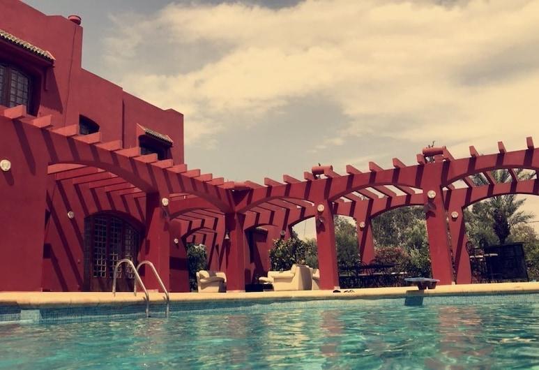 多爾里卡 5 號別墅酒店, 馬拉喀什, 泳池