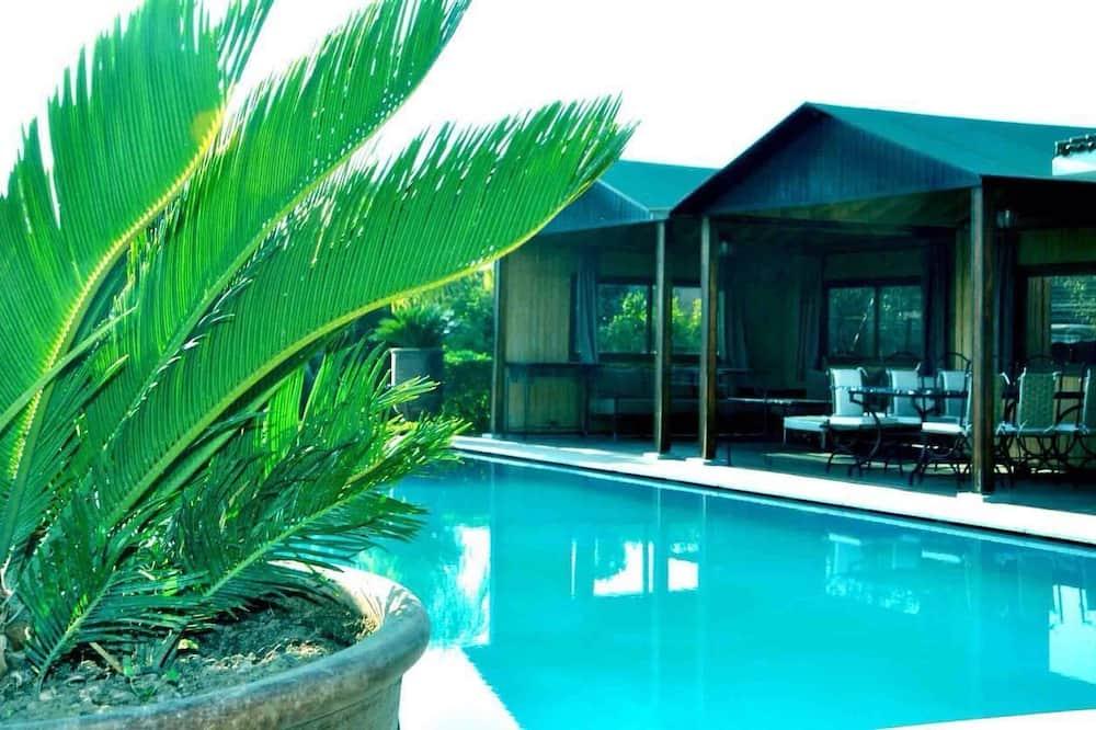 Vila typu Superior, více ložnic, soukromý bazén - Soukromý bazén