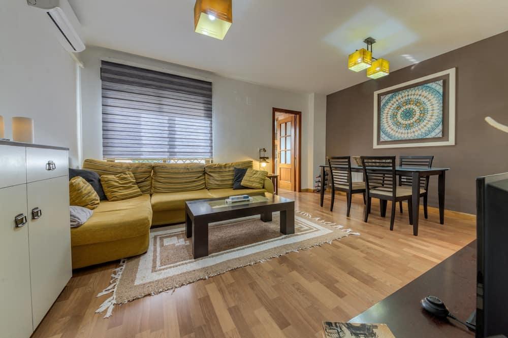 Apartament typu Design, 1 sypialnia - Salon