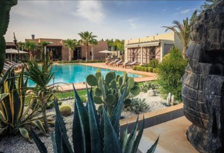 Villa Wilson 2, Marrakech