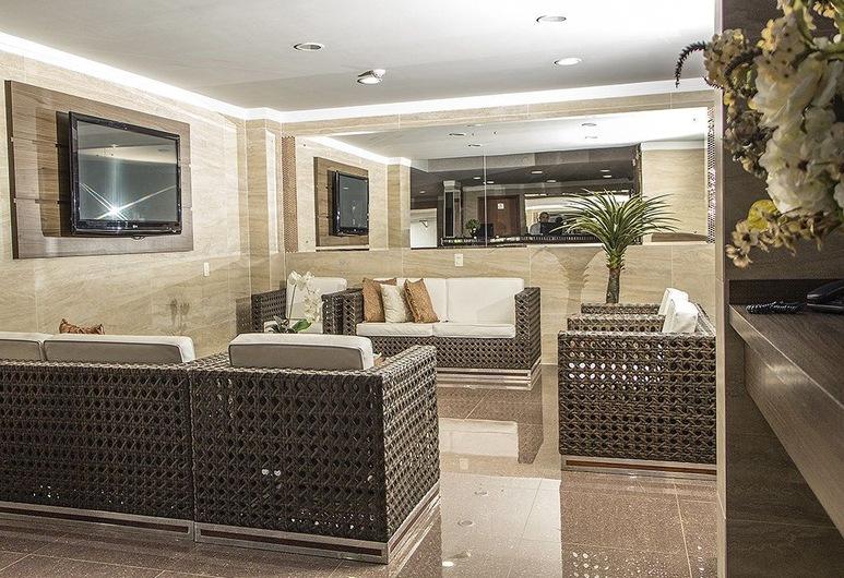 JP Palace Hotel, Franca, Lobby Sitting Area