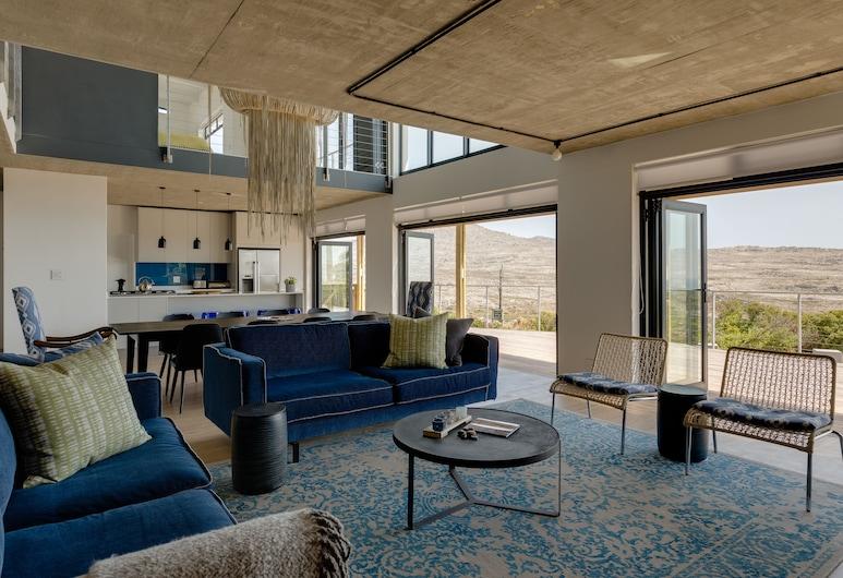 One Hilltop, Cape Town, Standard Villa, 3 Bedrooms, Living Area