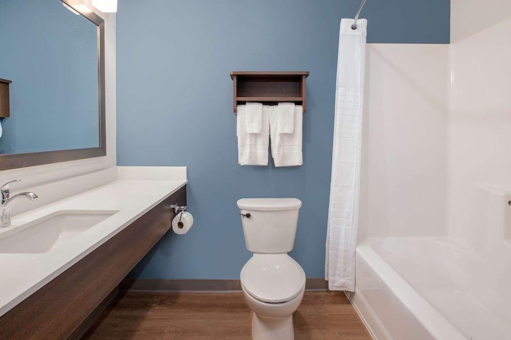 標準客房, 1 張加大雙人床, 非吸煙房 - 浴室