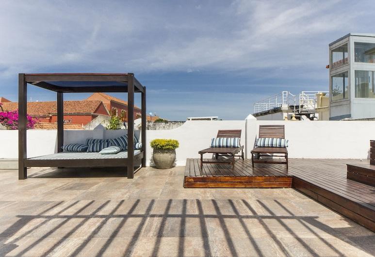 Mansión de las Bóvedas By Nomad Guru, Cartagena, Deluxe Villa, Multiple Beds, Non Smoking, Terrace/Patio