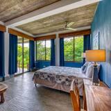 Suite panorámica, 1 cama de matrimonio grande, no fumadores, vistas a la montaña - Habitación