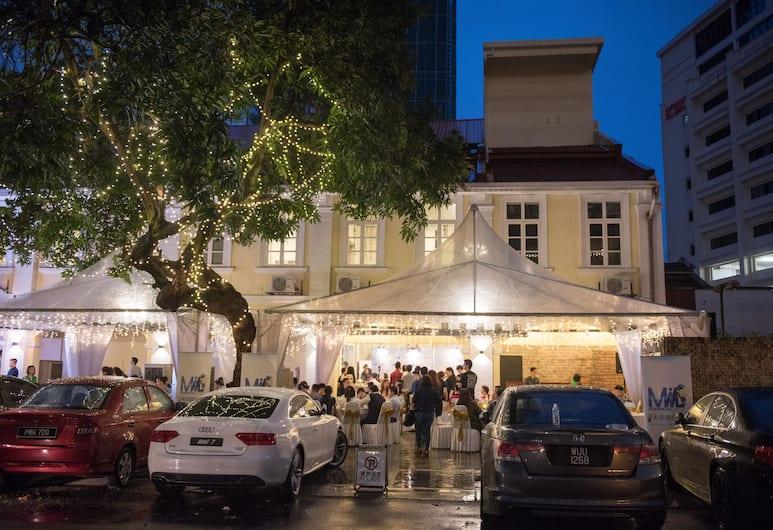 傳承飯店, 吉隆坡, 室外用餐